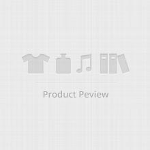 BIANCO-b001-t-shirt-girocollo-manica-corta-personalizzabile-maglietta-cotone